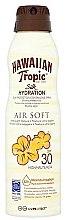 Parfums et Produits cosmétiques Spray solaire SPF 30 - Hawaiian Tropic Silk Hydration Air Soft Sunscreen Mist Spf30