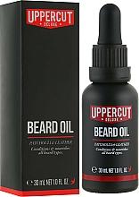 Parfums et Produits cosmétiques Huile pour barbe, Patchouli et Cuir - Uppercut Deluxe Beard Oil
