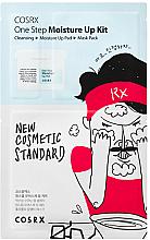 Parfums et Produits cosmétiques Coffret - COSRX One Step Moisture Up Kit (gel/1.2ml + pad/5mlX2EA + mask/21mlX1EA)