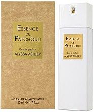 Parfums et Produits cosmétiques Alyssa Ashley Essence de Patchouli - Eau de Parfum