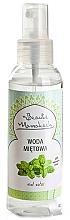 Parfums et Produits cosmétiques Brume pour visage, Eau de menthe - Beaute Marrakech