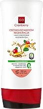 Parfums et Produits cosmétiques Après-shampooing régénérant à l'huile de canneberge et lin - GoCranberry Hair Conditioner Regeneration