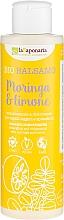 """Parfums et Produits cosmétiques Après-shampooing """"Moringa et citron"""" - La Saponaria Bio Balsamo Moringa & Limone"""