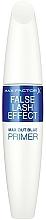 Parfums et Produits cosmétiques Base de mascara avec micropigments bleus - Max Factor False Lash Effect Primer