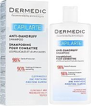 Parfums et Produits cosmétiques Shampooing au clotrimazole, pyrithione de zinc et piroctone olamine - Dermedic Capilarte Shampoo