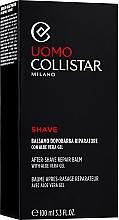 Parfums et Produits cosmétiques Collistar Linea Uomo (Maxi Volume) - Set (baume après-rasage/100ml + gel douche/30ml)