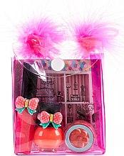 Parfums et Produits cosmétiques Set cosmétique pour enfants - Tutu Mix 24 (vernis à ongles 5 ml + rouge à lèvres 7 ml + fard à yeux/joues 2,5 g + sac cosmétique )