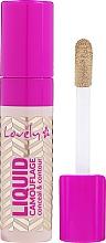 Parfums et Produits cosmétiques Correcteur camouflage pour visage - Lovely Liquid Camouflage