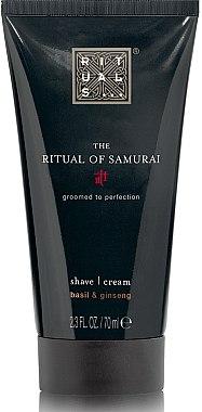 Crème de rasage, basilic et ginseng - Rituals The Ritual Of Samurai Shave Cream
