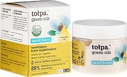 Parfums et Produits cosmétiques Crème de jour et nuit lissante à l'huile d'amande douce - Tolpa Green Oils Moisturizing Cream