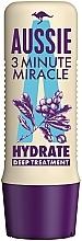 Parfums et Produits cosmétiques Après-shampooing à l'huile de macadamia - Aussie 3 Minute Miracle Moisture Deep Treatment