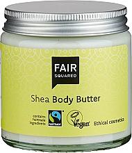 Parfums et Produits cosmétiques Huile pour corps - Fair Squared Body Butter Shea