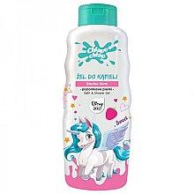 Parfums et Produits cosmétiques Gel bain et douche aux fraises des bois pour enfants, Mimi - Chlapu Chlap Bath & Shower Gel