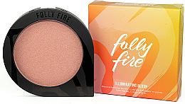Parfums et Produits cosmétiques Blush enlumineur - Folly Fire Illuminating Blush