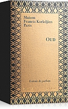 Parfums et Produits cosmétiques Maison Francis Kurkdjian Oud Extrait de Parfum - Extrait de Parfum