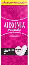 Parfums et Produits cosmétiques Protège-slips, 20 pcs - Ausonia Protegeslip Maxi Plus