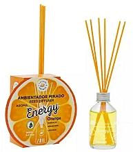 Parfums et Produits cosmétiques Bâtonnets parfumés Orange - La Casa de Los Aromas Energy Reed Diffuser