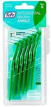 Parfums et Produits cosmétiques Lot de 6 brossettes interdentaires - TePe Interdental Brushes Angle Green 0,8mm