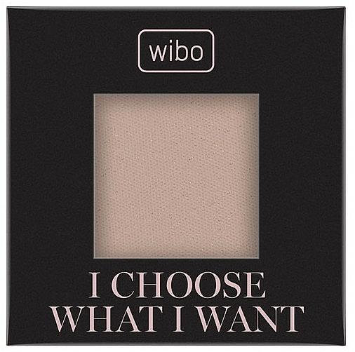 Poudre bronzante pour visage - Wibo Bronzer I Choose What I Want