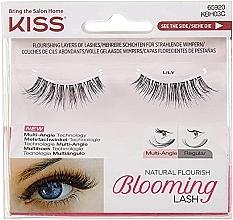 Parfums et Produits cosmétiques Faux cils - Kiss Natural Flourish Blooming Lashes Lily