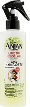 Parfums et Produits cosmétiques Lotion à l'huile d'arbre à thé pour cheveux - Anian School Lotion With Tea Tree Oil