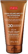 Parfums et Produits cosmétiques Crème solaire pour visage, cou et décolleté - Pupa Anti-Aging Sunscreen Cream SPF 30