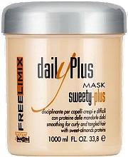 Parfums et Produits cosmétiques Masque aux protéines d'amande douce pour cheveux - Freelimix Daily Plus Sweety Plus Mask