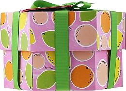 Parfums et Produits cosmétiques Bomb Cosmetics Fruit Basket Hexagonal Gift Box - Coffret