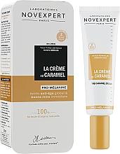 Parfums et Produits cosmétiques BB crème pour peau au teint moyen - Novexpert The Caramel Cream Golden Glow
