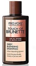 Parfums et Produits cosmétiques Shampooing - Pro:Voke Touch of Brunette Grey Blending Shampoo