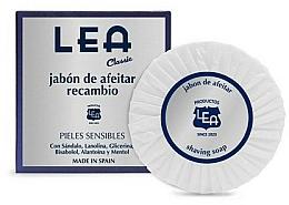 Parfums et Produits cosmétiques Savon à raser à la glycérine - Lea Classic Shaving Soap (recharge)