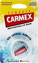 Parfums et Produits cosmétiques Baume à lèvres hydratant - Carmex Moisturising Lip Balm Winter Limited Edition
