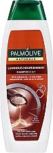 Parfums et Produits cosmétiques Shampooing 2 en 1 à l'huile d'argan - Palmolive Naturals Luminous Nourishment Shampoo 2 in 1