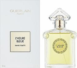 Guerlain L'Heure Bleue - Eau de Toilette — Photo N2