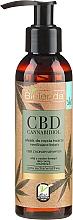Parfums et Produits cosmétiques Huile nettoyante , hydratante et apaisante aux graines de chanvre - Bielenda CBD Cannabidiol Oil