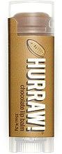 Parfums et Produits cosmétiques Baume à lèvres au beurre de cacao - Hurraw! Chocolate Lip Balm