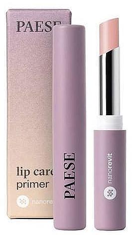Base à lèvres - Paese Nanorevit Lip Care Primer