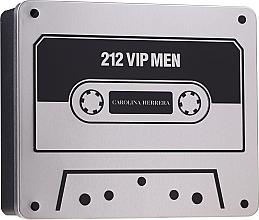 Parfums et Produits cosmétiques Carolina Herrera 212 VIP Men - Coffret (eau de toilette/100ml + gel douche/100ml)