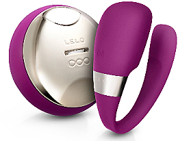 Parfums et Produits cosmétiques Vibromasseur intime pour couples, violet - Lelo Tiani 3 Deep Rose