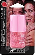 Parfums et Produits cosmétiques Pailiettes pour corps et visage - Artlook Body & Make Up Glitter