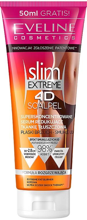 Sérum à la caféine pour corps - Eveline Cosmetics Slim Extreme 4D Scalpel