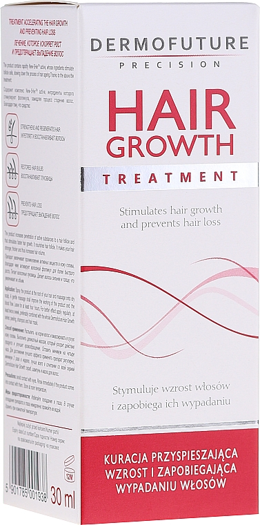 Traitement anit-chute - DermoFuture Hair Growth Peeling Treatment