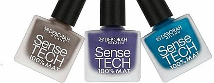 Vernis à ongles mat - Deborah Sense Tech — Photo N2