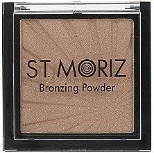 Parfums et Produits cosmétiques Poudre bronzante visage - St. Moriz Bronzing Powder