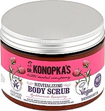 Parfums et Produits cosmétiques Gommage à l'extrait de framboise et huile de lavande pour corps - Dr. Konopka's Revitalizing Body Scrub