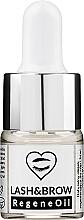 Parfums et Produits cosmétiques Huile régénérante naturelle pour cils et sourcils - Lash Brow RegeneOil