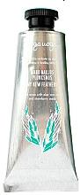 Parfums et Produits cosmétiques Gommage à l'extrait d'aloe vera et graines de fraise pour mains - Uoga Uoga My New Feather Hand Scrub