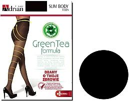 Parfums et Produits cosmétiques Collant pour femme, Slim Body, 15 Den, nero - Adrian