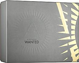 Parfums et Produits cosmétiques Azzaro Wanted - Coffret (eau de toilette/50ml + déodorant stick/75ml)