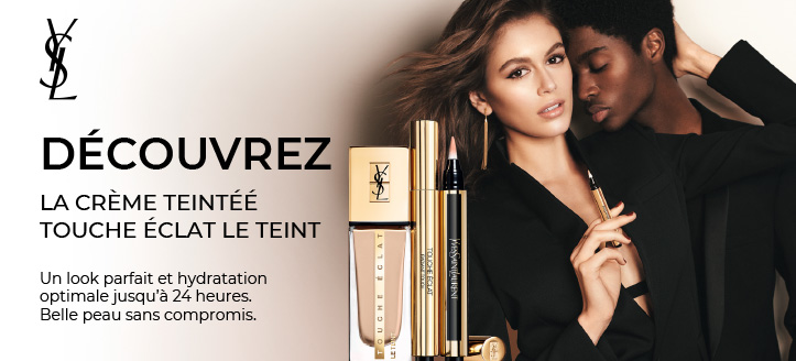 Promotion de Yves Saint Laurent